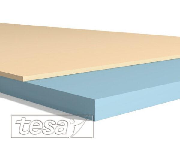 Tesa 4985 прозора переводна (безосновна) стрічка 12ммх50м 1