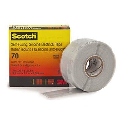 Термостійка стрічка 3М Scotch 70