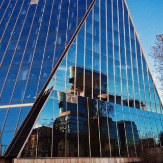 Спатерні тонуючі архітектурні сонцезахисні плівки UltraVision