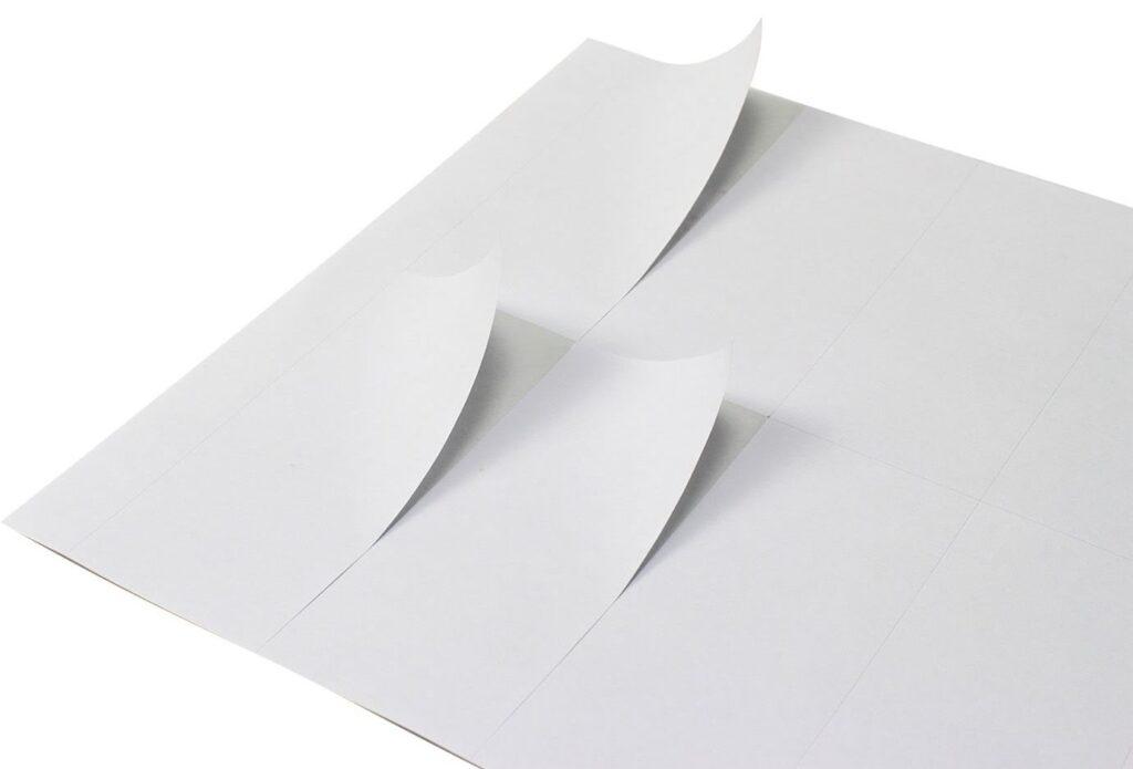 Самоклеющаяся бумага Ritrama Semigloss 1